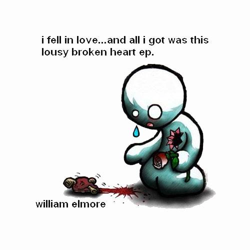 Heart Broken Quote 1 Picture Quote #1