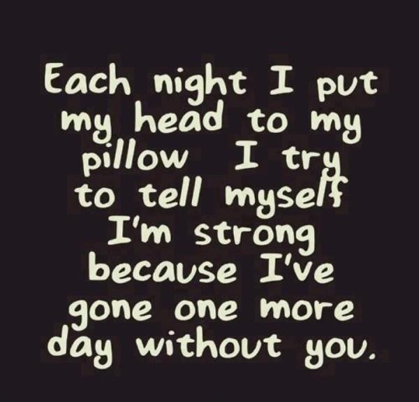 Heart Broken Quote 2 Picture Quote #1