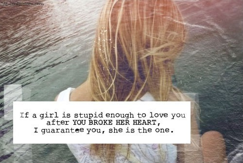 Heart Broken Quote For Boys 1 Picture Quote #1