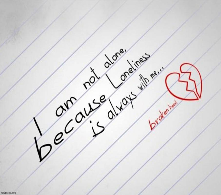 Heart Broken Quote 4 Picture Quote #1
