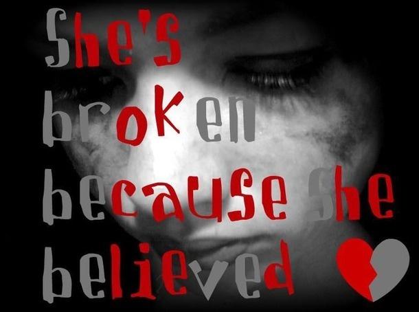Heart Broken Quote 5 Picture Quote #1