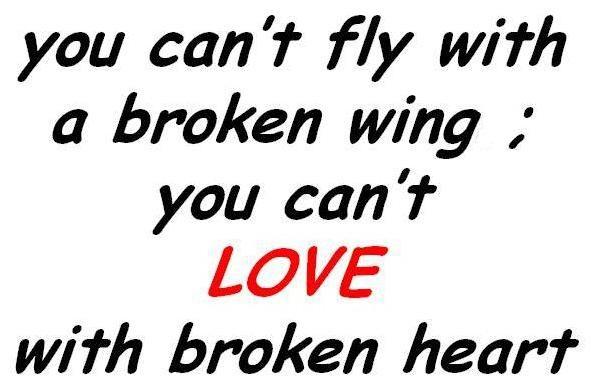 Heart Broken Quote 8 Picture Quote #1