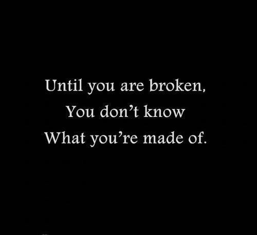 Heart Broken Quote 10 Picture Quote #1