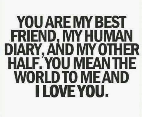 You Mean The World To Me Quote | Quote Number 608131 ...