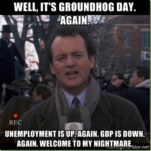 Groundhog Day Movie Quotes Inspiration Groundhog Day Quote  Quote Number 608172  Picture Quotes