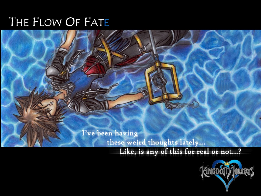 Kingdom Hearts Quotes Kingdom Hearts Quote  Quote Number 608178  Picture Quotes