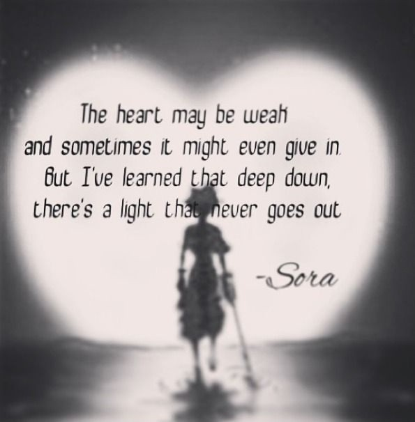 Kingdom Hearts Quote | Quote Number 608183 | Picture Quotes