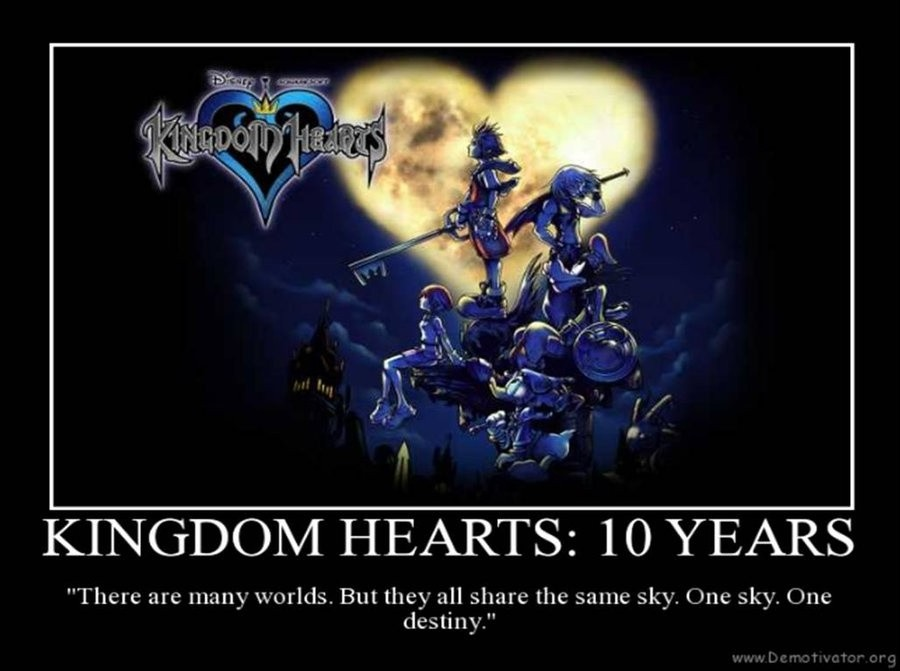Kingdom Hearts Quote | Quote Number 608191 | Picture Quotes