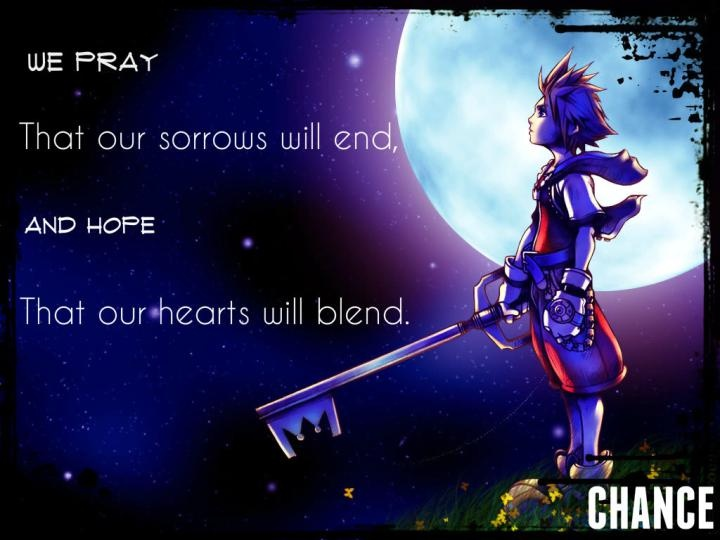 Kingdom Hearts Quote | Quote Number 608194 | Picture Quotes