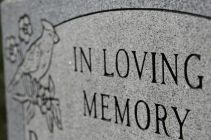 Headstone Saying Memorial Quote 1 Picture Quote #1