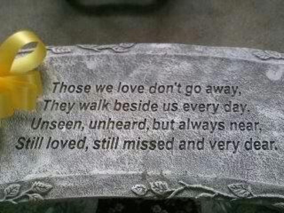 Memorial Quote 2 Picture Quote #1