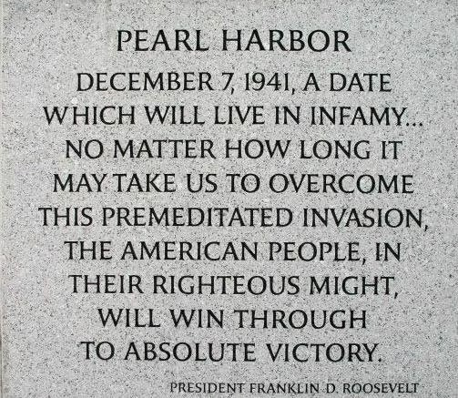 Wwii Memorial Quote 1 Picture Quote #1