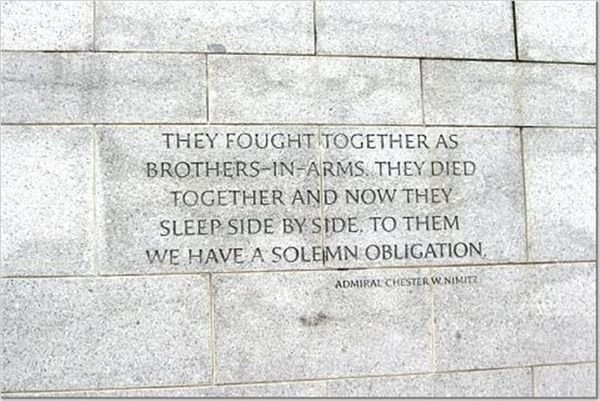Wwii Memorial Quote 3 Picture Quote #1
