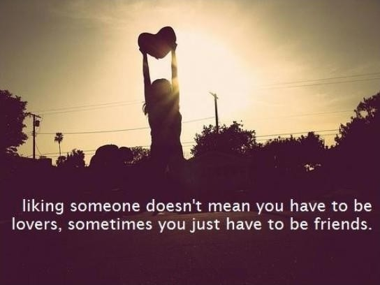 Liking Someone Quote 2 Picture Quote #1