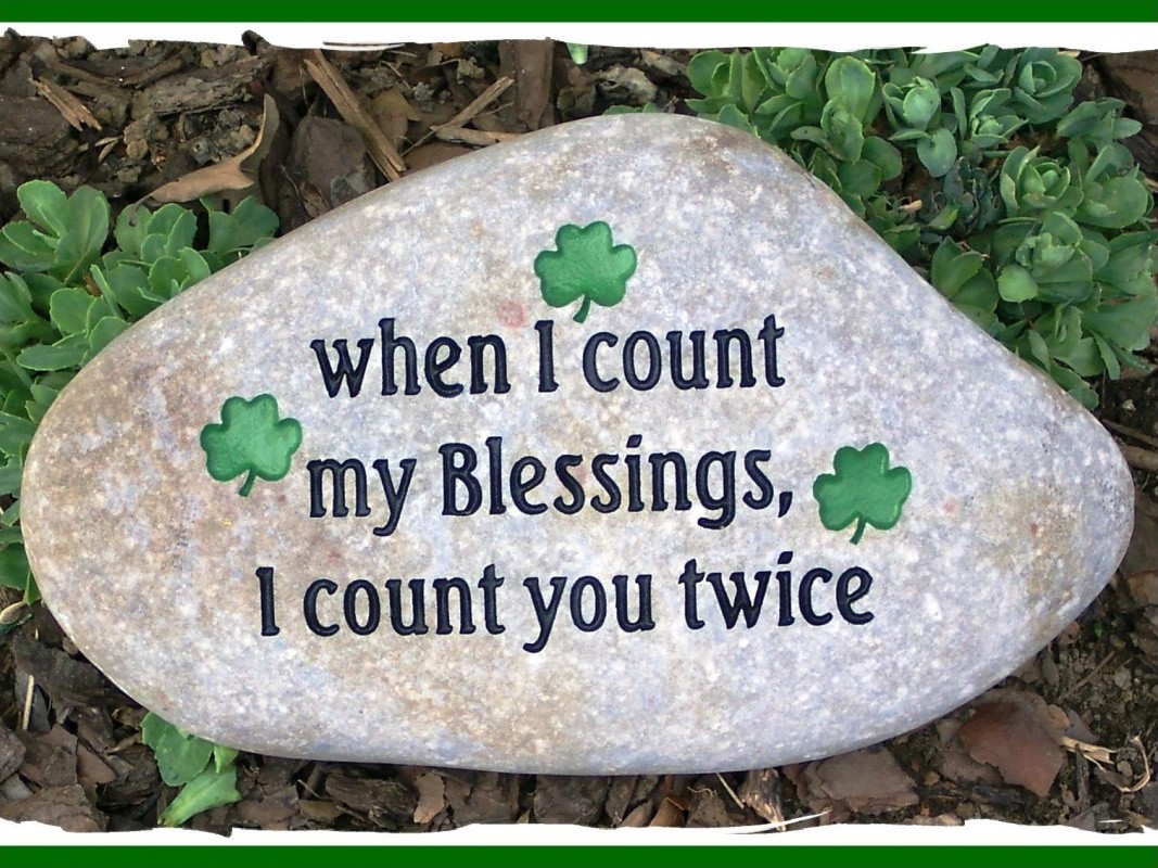 St Patricks Day Blessings Quote 2 Picture Quote #1
