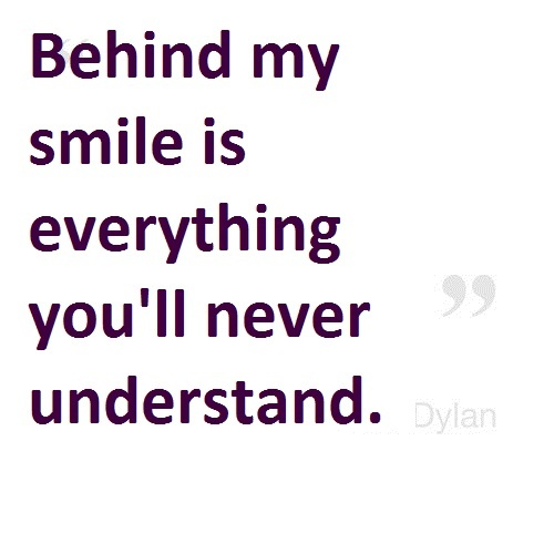 Quotes About Smiles Simple Hurting Behind A Fake Smile Quote  Quote Number 608299  Picture