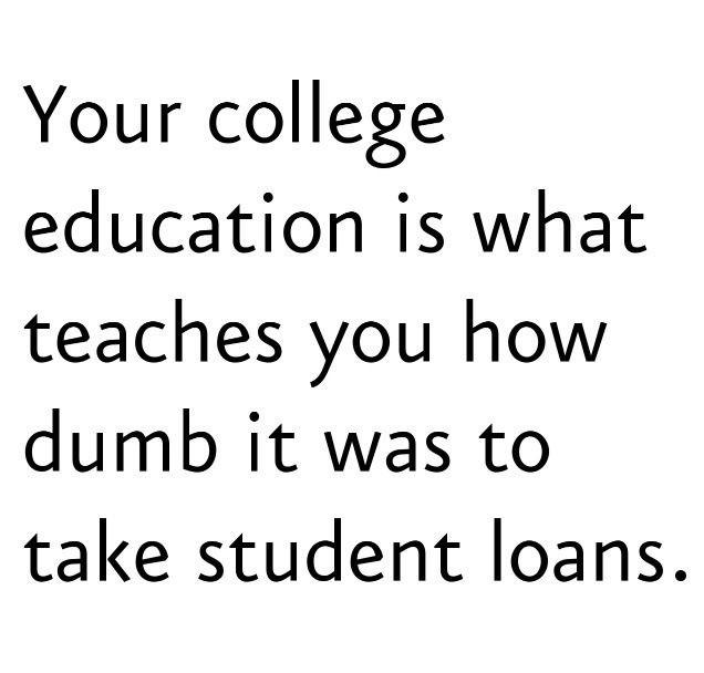 College Quote 5 Picture Quote #1