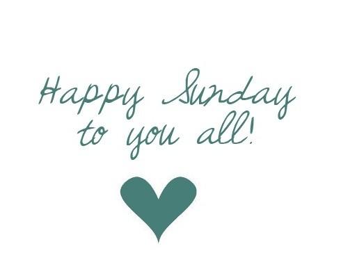 Happy Sunday Quote 1 Picture Quote #1