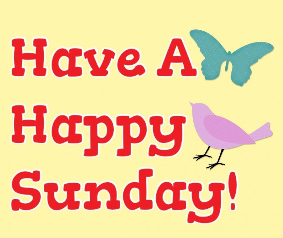 Happy Sunday Quote 2 Picture Quote #1