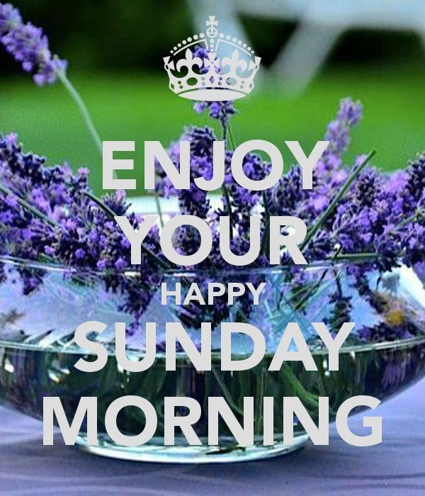 Happy Sunday Quote 8 Picture Quote #1