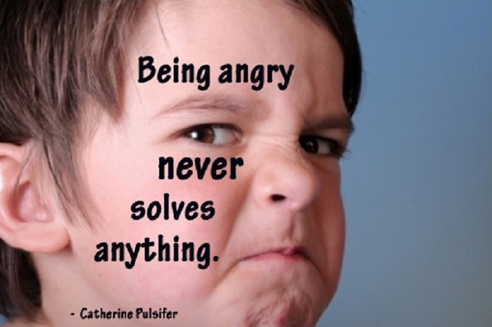 Being Annoyed Quote 1 Picture Quote #1