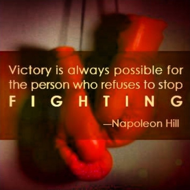 Victory Quote 7 Picture Quote #1