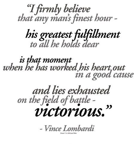 Victory Quote 13 Picture Quote #1