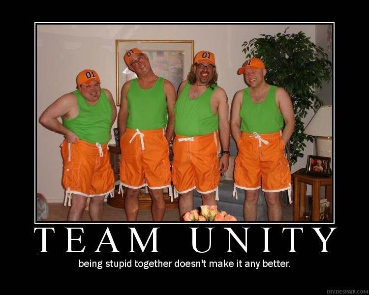 Team Unity Quote 2 Picture Quote #1