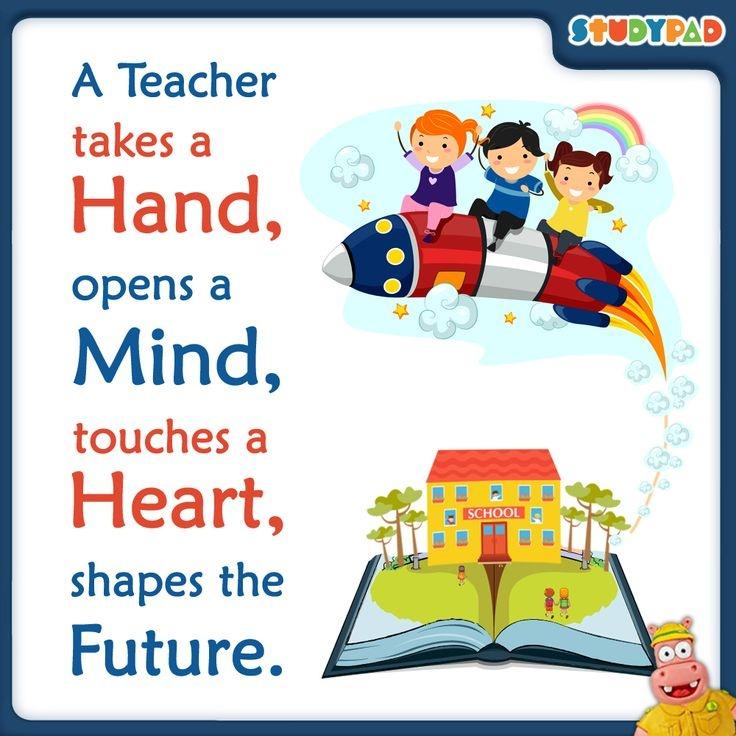 Teacher Appreciation Quote 2 Picture Quote #1