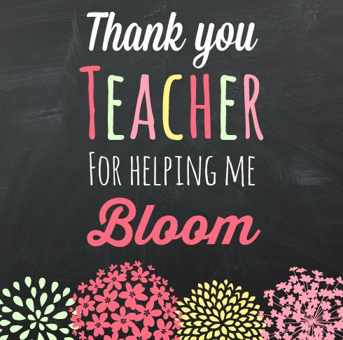 Teacher Appreciation Quote 4 Picture Quote #1