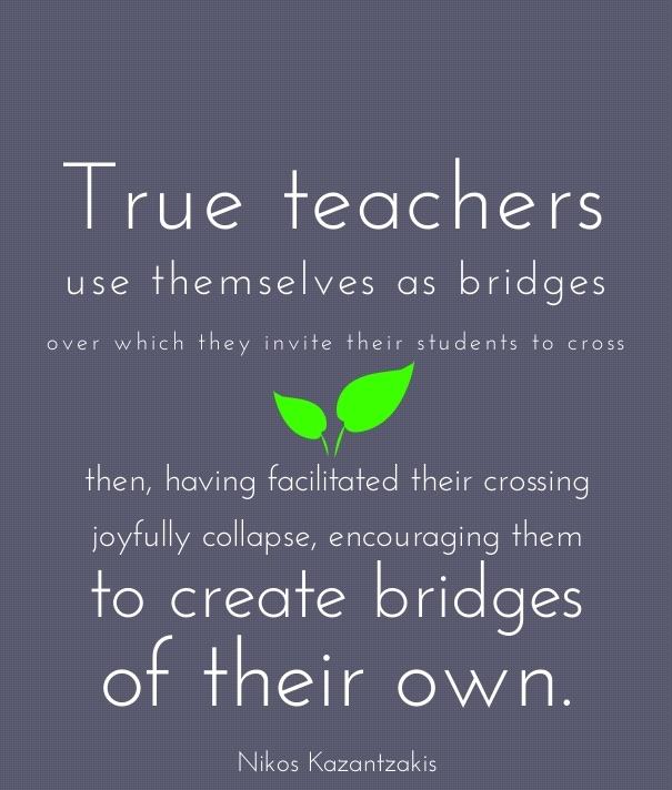 Teacher Appreciation Quote 7 Picture Quote #1