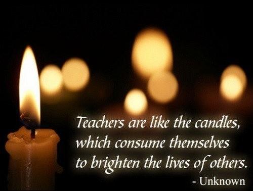 Teacher Appreciation Quote 8 Picture Quote #1