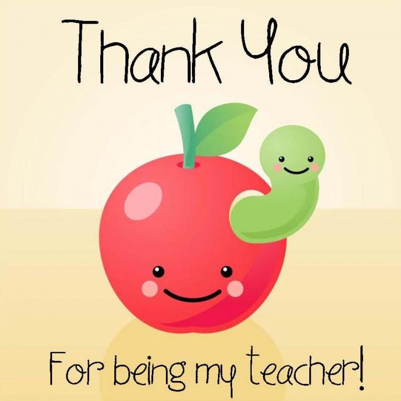 Teacher Appreciation Quote 22 Picture Quote #1