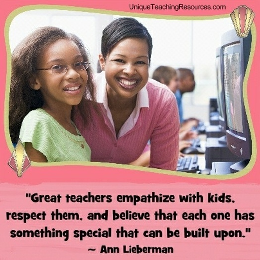 Teacher Appreciation Quote 23 Picture Quote #1