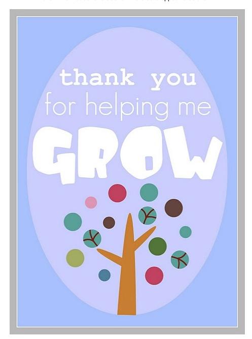 Appreciation Quotes For Teachers | Teacher Appreciation Quote Quote Number 608612 Picture Quotes