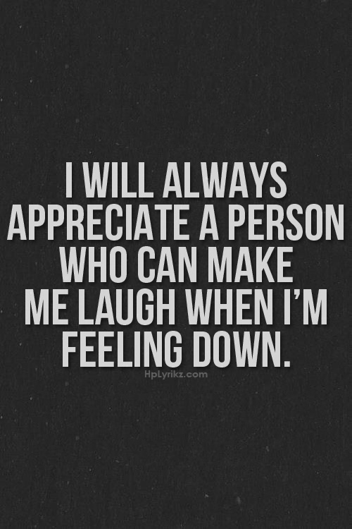 Feeling Down Quote | Quote Number 608613 | Picture Quotes