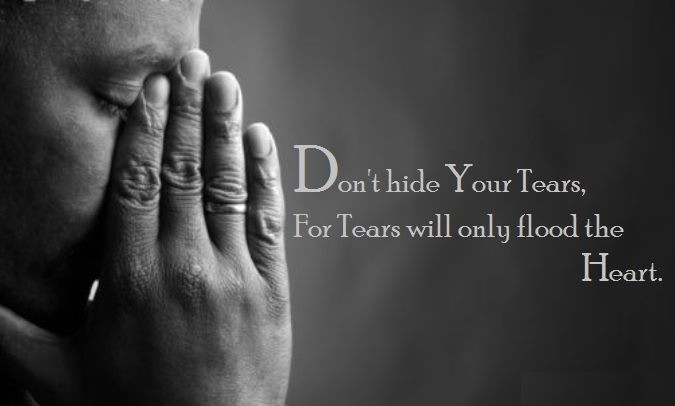 Tears Quote 1 Picture Quote #1
