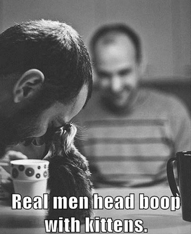 Funny Quote Real Man 1 Picture Quote #1