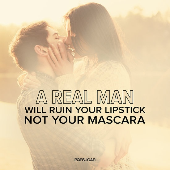 Real Man Quote 6 Picture Quote #1