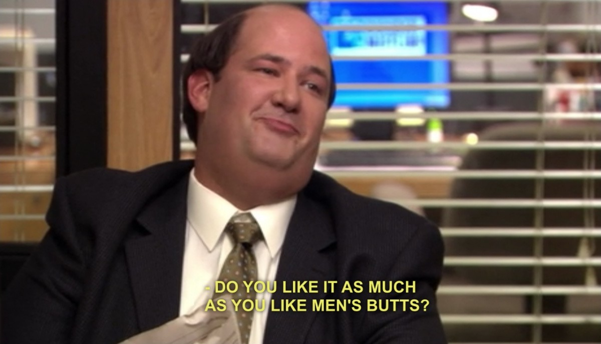 Kevin The Office Quote 13 Picture Quote #1