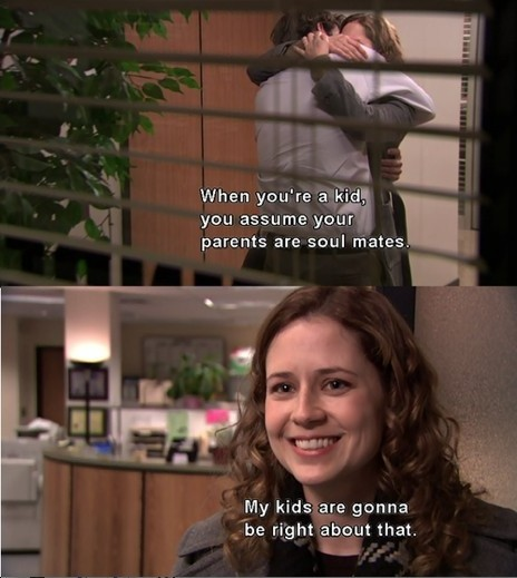 Pam From The Office Quote 4 Picture Quote #1
