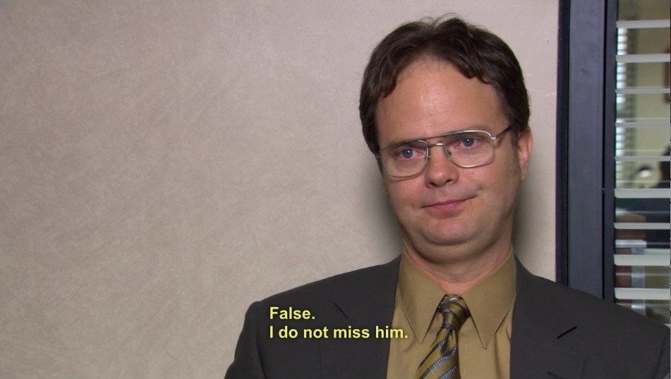 Dwight The Office Quote 2 Picture Quote #1