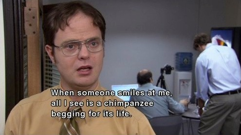 Dwight The Office Quote 3 Picture Quote #1