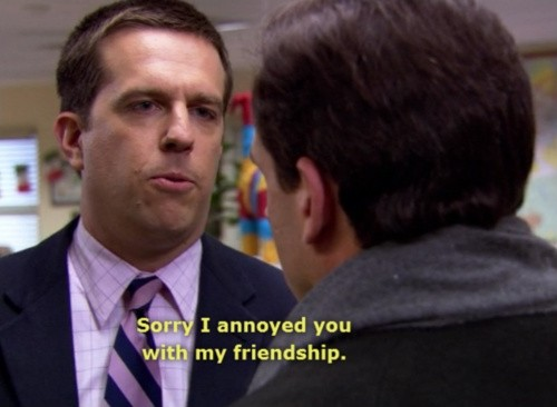 Andy The Office Quote 6 Picture Quote #1
