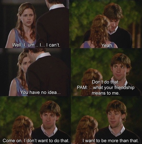 jim and pam the office quote quote number 608805