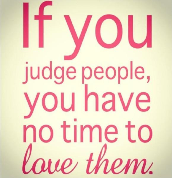 Judging Quote 1 Picture Quote #1