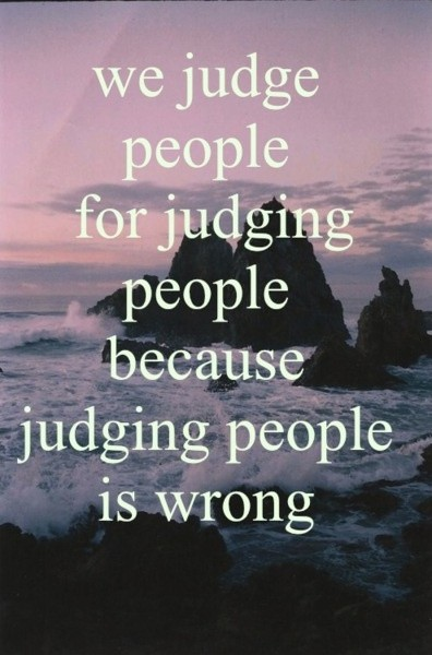 Stop Judging Quote 3 Picture Quote #1
