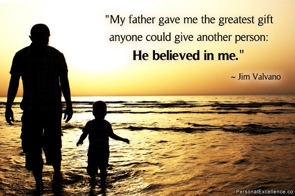 Father And Son Quote 2 Picture Quote #1