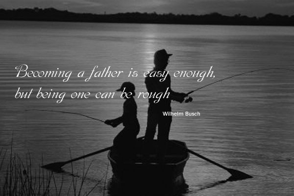 Father And Son Quote 3 Picture Quote #1