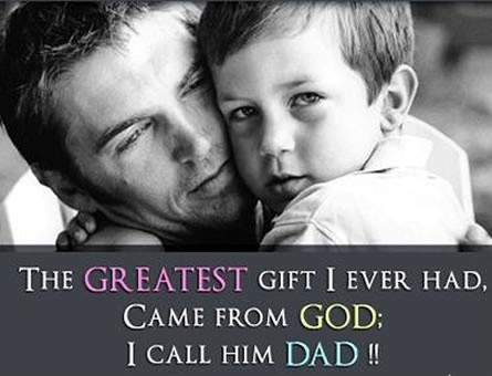 Father And Son Quote Sayings 1 Picture Quote #1